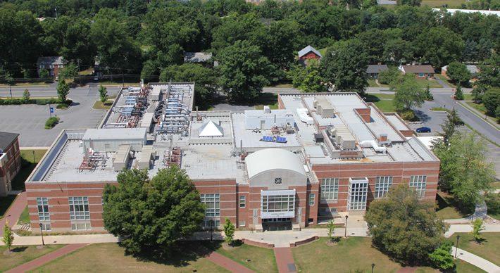 Elizabethtown College-Masters Center