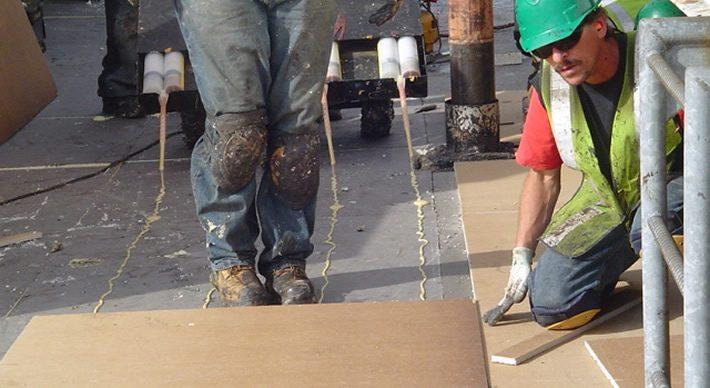 Roof Insulation Panels