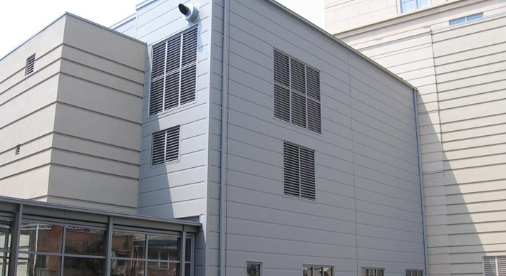 Exterior Wall Panels | Exterior Metal Panel System