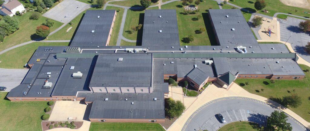 Bonfield School Roofing Project