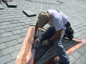 Detail Roof Work