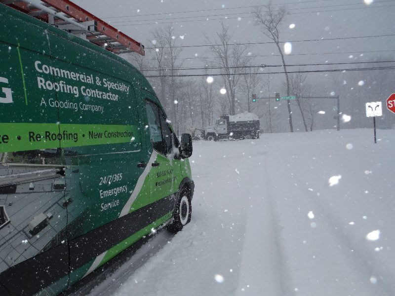Snow Removal Emergency Service